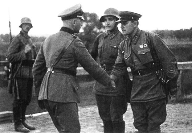 Nacista a rudoarmějec