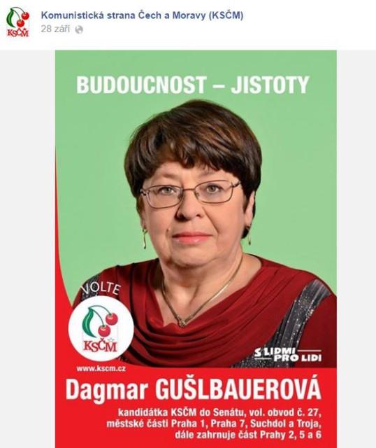 Dagmar Gušlbauerová