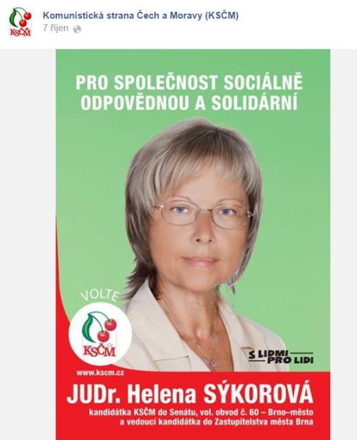 Helena Sýkorová